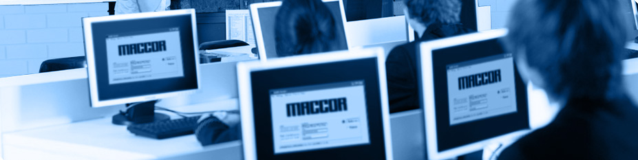Training for your MACCOR system
